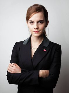 "Emma Watson's UN Women speech for #HeForShe, launching the #impact10x10x10 initiative: ""Women NEED to be equal participants."""