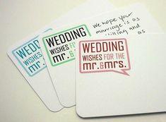 wedding guest book rolodex