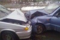 На автодороге Курск-Рыльск произошло ДТП в котором пострадали люди