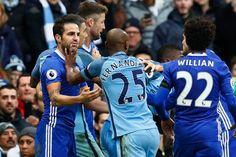 Với hành vi xấu xíMan City và Chelsea sẽ lĩnh án đủ từ FA -