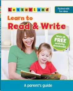 Learn to Read & Write - A Parent's Guide | Letterland | Child-friendly Phonics