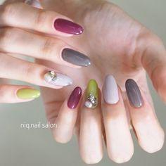 nail salon|仙台のネイルサロン|ネイルブック in 2020 Gel Nail Art, Gel Nails, Beauty Nails, Hair Beauty, Facial For Dry Skin, Popular Nail Designs, Light Gels, Nail Art Studio, Chic Nails
