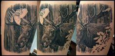 Mr. moose...:)