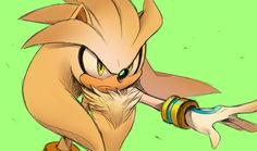 Silver by Shira-hedgie on DeviantArt