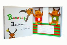 Forget Elf on The Shelf! This Roaming Reindeer review will have you rushing to buy the kit this holiday season. Why? Because these guys don't move daily!