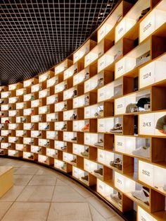 2 | Sneakerology, A Sneaker Store Where Kicks Get Museum Treatment | Co.Design: business + innovation + design