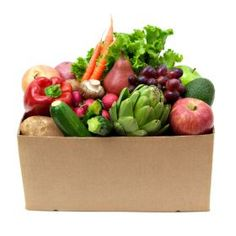 Middag VEGE luomukasviskassi