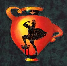 hercules disney on vase - Iskanje Google