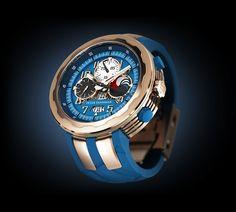 Luxury waches Chronograph peter tanisman
