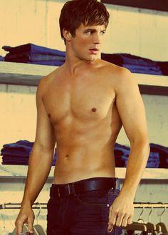 Matt LANTER. Yeah I'd hit that,  sexually.