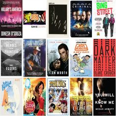 See what's new this week at the Muskegon Area District Library at:  *** http://wowbrary.org/nu.aspx?fb&p=5256-236 ***  There are 18 new bestsellers, 25 new videos, seven new audiobooks, five new music CDs, 41 new children's books, and 56 other new books, including seven that are available online.