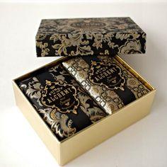 Fringe Alchemy soap packaging