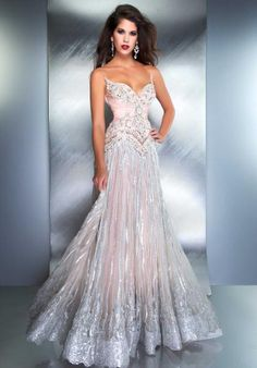 MacDuggal Couture 78713D at Prom Dress Shop