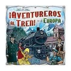 ¡Aventureros al Tren! - Juego de mesa (Edge Entertainment EDGDW7202)