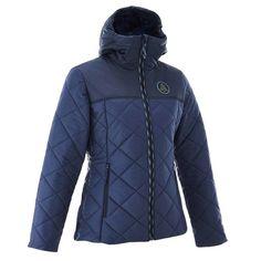 no impermeable   €39,99 - Deportes de Montaña - chaqueta de guata para mujer arpenaz 600 - QUECHUA