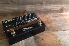 The @Radial PZ Deluxe Acoustic Guitar PreampThe Radial PZ Deluxe Acoustic Guitar Preamp is a studio quality instrument preamp that jam-packs a full array of features into a compact pedal for live stage use! Like most studio preamps, the PZ-Deluxe begins with a low noise front end that is capable of exceptional dynamics to adapt to all instruments including acoustic guitar, upright bass, mandolin and violin no matter what type of pickup system is being used. For piezo transducers, a special…