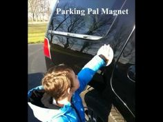 Featured Product: Parking Pal Magnet in SpecialMom Special Needs Holiday Guide To keep our children safe in parking lots.  http://specialmompreneurs.com