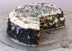Mákos guba torta recept