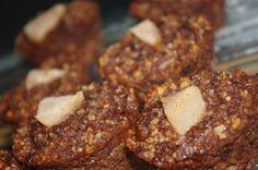 Csipetfalat: Csokis-körtés muffin