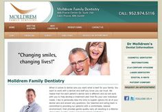 New Clinics and Medical Centers added to CMac.ws. Molldrem Family Dentistry in Eden Prairie, MN - http://clinics-and-medical-centers.cmac.ws/molldrem-family-dentistry/158127/