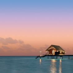 One Resort, Reethi Rah, Maldives  Ok Maldives is on the list of must gos