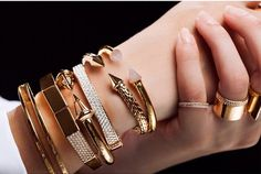 Wrists of gold!
