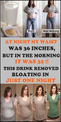 At night my waist was 36 inches, but in the Morning it was 32 ! This drink removed bloating… – MY FIT MAGAZINE - Detox Recipes Bloating Detox, Getting Rid Of Bloating, Body Detoxification, Full Body Detox, Bloated Belly, Get Rid Of Bloated Stomach, Before Wedding, Wellness, Weight Loss Drinks