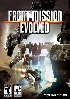 Front Mission Evolved Free Download For Pc