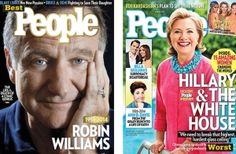 Hillary Clinton's People Magazine Cover Flops! REPIN if her inevitability campaign is lackluster!
