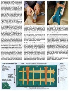 #1485 Build Pool Table - Woodworking Plans