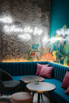 Cobra Lily, Pan-Asian restaurant & bar in Shanghai. Designed by Hannah Churchill from hcreates, photographed by Seth Powers.
