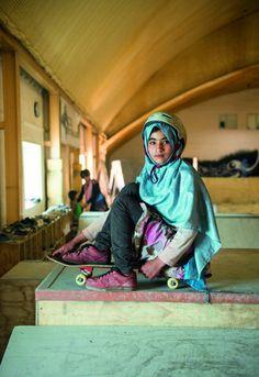 Skate Girls of Afghanistan – Tomboy Tendencies