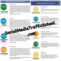 Did you have any idea there was this much to be learned from SocialMediaTrafficSchool.com?  I got this ad approved by Facebook regardless of their 20% or less text rule. Ask me how in my FB group: 50 Shades of Orange Club.