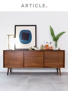 unique and beautiful sideboard dining room cabinets - Houz on kinal. Room, Room Interior, Living Room Decor, Home Decor, House Interior, Apartment Decor, Bedroom Decor, Sideboard Styles, Living Room Decor Modern