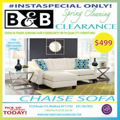 B&b Furniture, Quality Furniture, Clearance Furniture, Chaise Sofa, Room, Home Decor, Bedroom, Chaise Couch, Decoration Home