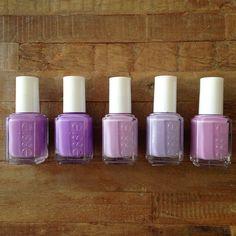 Pick your purple.