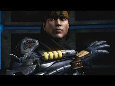 Mortal Kombat X: ALL INTRO INTERACTIONS (TAKEDA X JAQUI BRIGGS) Mortal Kombat 10 Character Dialogues - YouTube