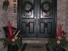 Front Door Christmas 2013