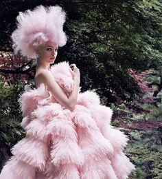 Daphne Groeneveld - Vogue Japan by Mark Segal, November 2012