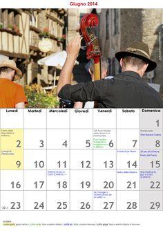 Giugno... c'è musica nell'aria   VERSIONE STAMPABILE: http://it.res.rendezvousenfrance.com/Giugno2014_Festa_della_Musica.jpg