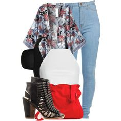 A fashion look from August 2014 featuring Chicnova Fashion blouses, rag & bone tops and Dolce Vita shoes. Browse and shop related looks.