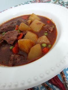 Chuckwagon Stew - Slow Cooker Beef Stew
