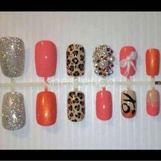 Chanel designer press on nails with chains and pearls 2300 via gorgeous press on nails prinsesfo Choice Image
