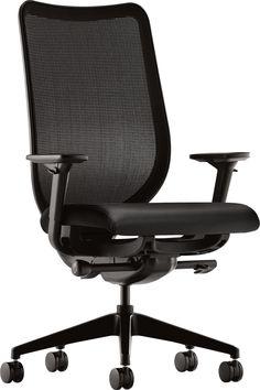 Charlene chose a HN1 with the HON Chair Chooser! #HONChairChooser