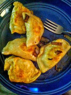 Tasty Kaiti's Yummy Vegan Blog: Pierogis