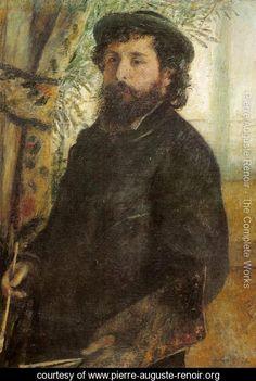 Claude Monet  Pierre Auguste Renoir