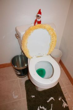 I love a naughty elf!