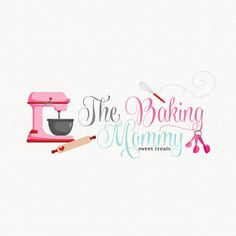 Hey I Found This Really Awesome Etsy Listing At Uk 126509002 Mixer Logo Design Bakery