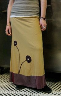 Skirt by Sardine Clothing Company