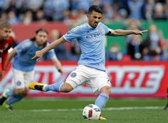 The New York City FC are valued at $255 million.